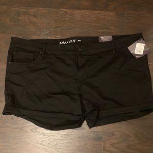 NWT shorts from Ava&Viv!